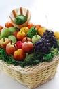 Fruit handcraft Royalty Free Stock Photo