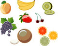 Fruit_icon_2 Royalty Free Stock Photos