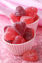 Fruit jellies candy Royalty Free Stock Photo