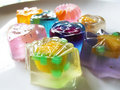 Fruit Jelly Royalty Free Stock Image