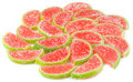 Fruit Jelly Watermelon Candies Royalty Free Stock Image