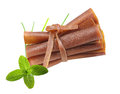 Fruit Leather Royalty Free Stock Photos