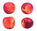 Fruit nectarine Royalty Free Stock Photo