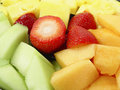 Fruit Platter Royalty Free Stock Photo