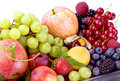 Fruit platter Royalty Free Stock Images