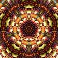 Fruit Platter Kaleidoscope