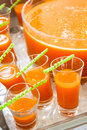 Fruit punch Stock Images