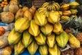 Fruit in Quito, Ecuador Royalty Free Stock Photo