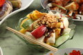 Fruit rojak Royalty Free Stock Image