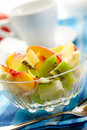 Fruit salad Royalty Free Stock Photo