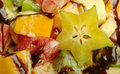 Fruit Salad (Close-Up) Royalty Free Stock Images