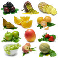 Fruit Sampler Stock Photography