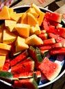 Fruit Samples Royalty Free Stock Photo