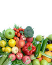 Fruit and vegetable Royalty Free Stock Photo