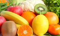 Fruit and vegetables Royalty Free Stock Photos