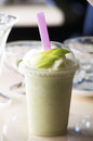 Fruits ice blended Stock Photography