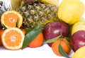 Fruits Mix Stock Image