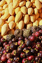 Fruits mixture Royalty Free Stock Photo