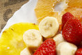 Fruits salad Royalty Free Stock Images