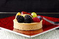 Fruits tart Royalty Free Stock Images