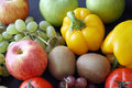 Fruits and vegetable Royalty Free Stock Images