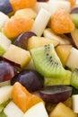 Fruitsalad Stock Photo