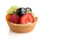 Fruity tart Royalty Free Stock Image