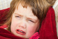 Frustrated child Royalty Free Stock Photo