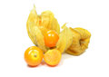 Fruta do Physalis Imagem de Stock Royalty Free