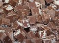 Fudge Confectionery. Royalty Free Stock Photography
