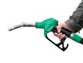 Fuel pump Royalty Free Stock Photo