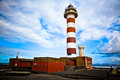 Fuerteventura El Cotillo Lighthouse 2 Stock Photo