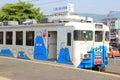 Fujikyuko Line Royalty Free Stock Photo