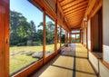 Fujita Memorial Japanese Garden Royalty Free Stock Photo