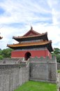 Fuling Tomb of Qing Dynasty, Shenyang, China Royalty Free Stock Image