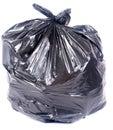 Full garbage bag Stock Photography