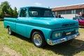 Full-size pickup truck GMC C/K Royalty Free Stock Photo