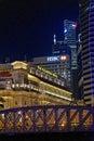 Fullerton Hotel in Singapore Royalty Free Stock Photo