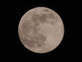 Fullmoon Royalty Free Stock Photo