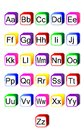 Fun Alphabet Royalty Free Stock Images