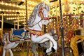 Fun carousel Royalty Free Stock Images