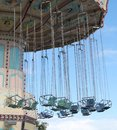 Fun Fair Ride. Royalty Free Stock Photo