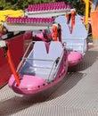 Fun Fair Ride. Royalty Free Stock Photo