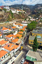 Funchal madeira island portugal beautiful view of Stock Photo