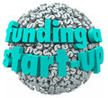 Funding a Start-Up Business New Company Finance