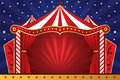 Fundo do circo Foto de Stock Royalty Free