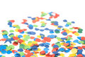 Fundo do Confetti Foto de Stock Royalty Free