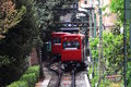 Funicular Bertani - Portello-Genova Stock Photography
