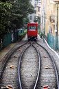 Funicular Bertani - Portello-Genova Stock Photos