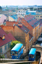 Funicular in Zagreb Royalty Free Stock Photo